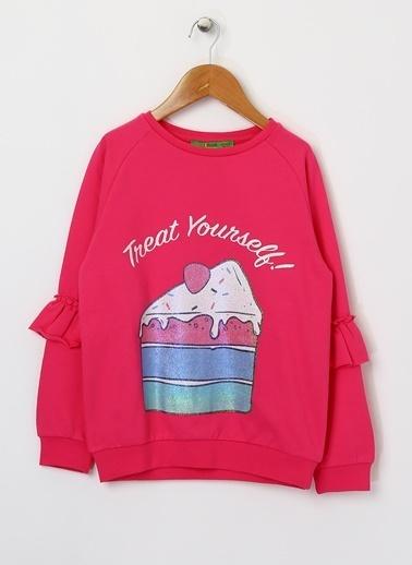 Limon Company Sweatshirt Fuşya